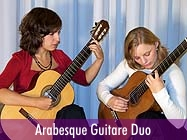 Foto de Arabesque Guitare Duo